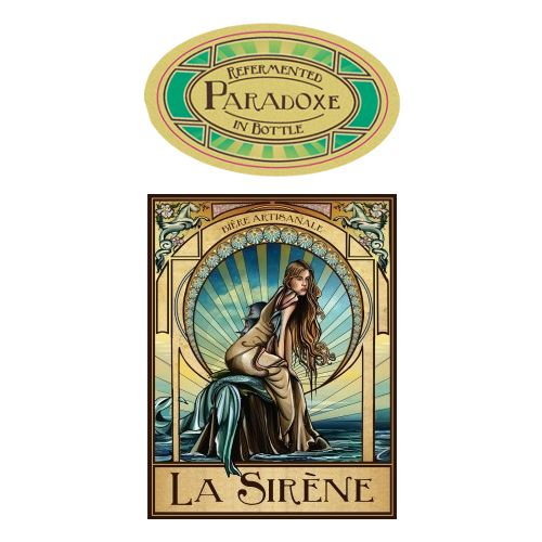 La Sirene 'Paradoxe' Farmhouse Ale 375ml
