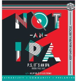 Appalachian Mountain 'Not an IPA, P.S. It's an IPA' 12oz Sgl