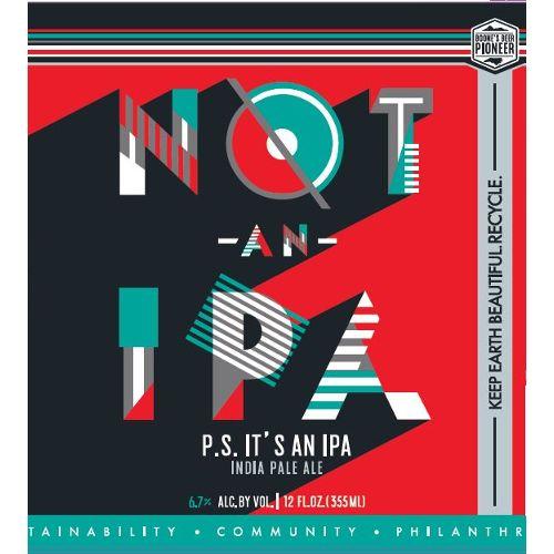 Appalachian Mountain Brewery 'Not an IPA, P.S. It's an IPA' 12oz Sgl