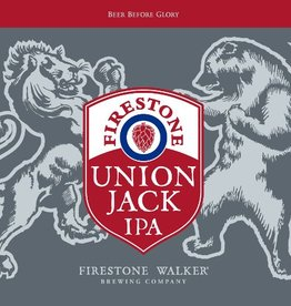 Firestone Walker 'Union Jack' IPA 12oz (Can)