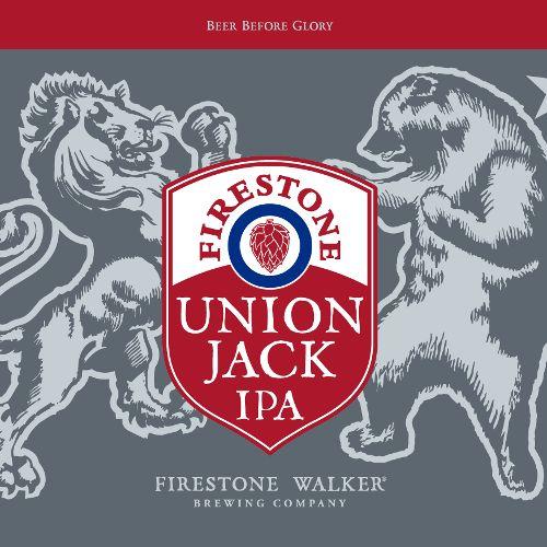 Firestone Walker 'Union Jack' IPA 12oz (Can)