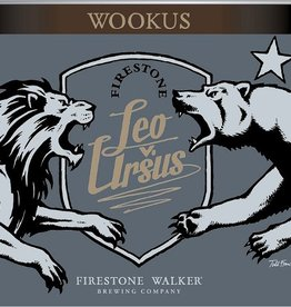 Firestone Walker 'Wookus' Imperial Black IPA 16oz Sgl (Can)