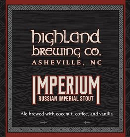Highland 'Imperium' Russian Imperial Stout 12oz