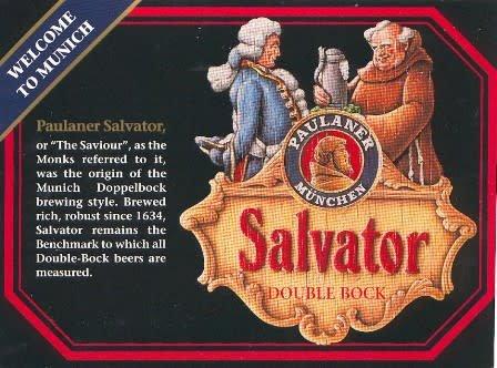 Paulaner Paulaner 'Salvator' Sgl