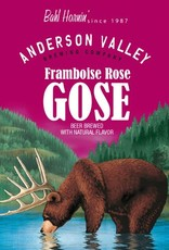 Anderson Valley 'Framboise Rose' Gose 12oz Sgl (Can)
