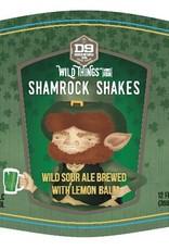 D9 'Shamrock Shakes' Wild Sour Ale brewed w/ Lemon Balm 12oz Sgl