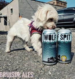 Fonta Flora 'Wolf Spit' Baltic Porter brewed with Hickory Bark 16oz (Can)