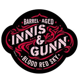 Innis & Gunn 'Barrel-Aged Blood Red Sky' Rum Barrel Red Beer 12oz Sgl