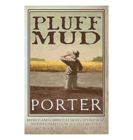Holy City 'Pluff Mud' Porter 12oz (Can)