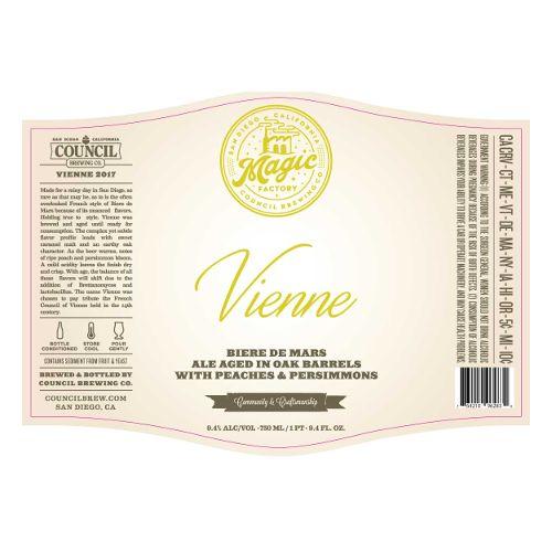 Council 'Vienne' Biere de Mars 750ml