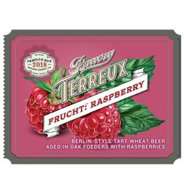 The Bruery 'Frucht Raspberry' Berlin-style Tart Wheat Beer 375ml