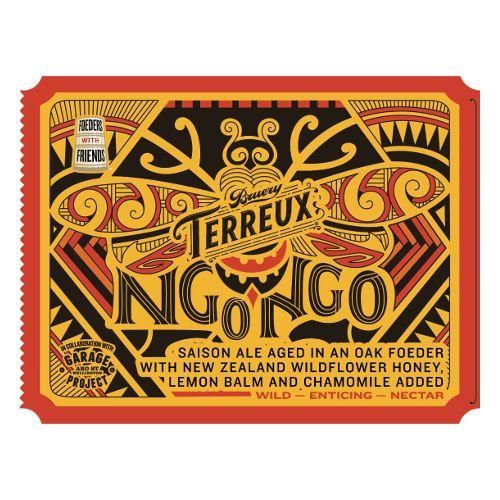 The Bruery 'Ngongo' Oak Aged Saison 375ml
