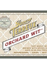 The Bruery 'Orchard Wit' Tart Wheat Beer 375ml