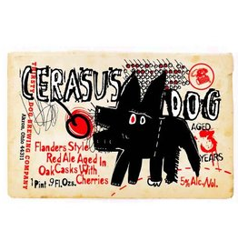 Thirsty Dog 'Cerasus Dog' Oak Cask-aged Flanders Style Red Ale w/ Cherries 500ml