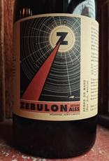 Zebulon Artisan Ales 'Biere de Mars' for H.G. Wells 750ml