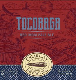 Cigar City 'Tocobaga' Red IPA 12oz Sgl (Can)