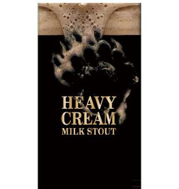 BearWaters 'Heavy Cream' Milk Stout 12oz Sgl
