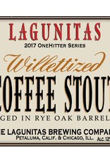 Lagunitas 'Willettized' Coffee Stout 32oz Growler (Deposit Included)