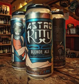 Bhramari 'Astro Kitty' Blonde Ale w/ Toasted Coconut & Coffee 16oz Sgl (Can)