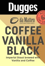 Dugges Coffee Vanilla Black' 330ml