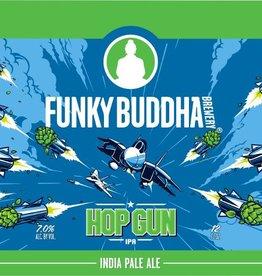 Funky Buddha 'Hop Gun' IPA 12oz Sgl (Can)