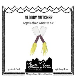 Fonta Flora 'Bloody Butcher' Appalachian Grisette 750ml