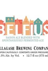 Allagash 'Belfius' Saison Ale Blended w/ Spontaneously Fermented Ale 375ml
