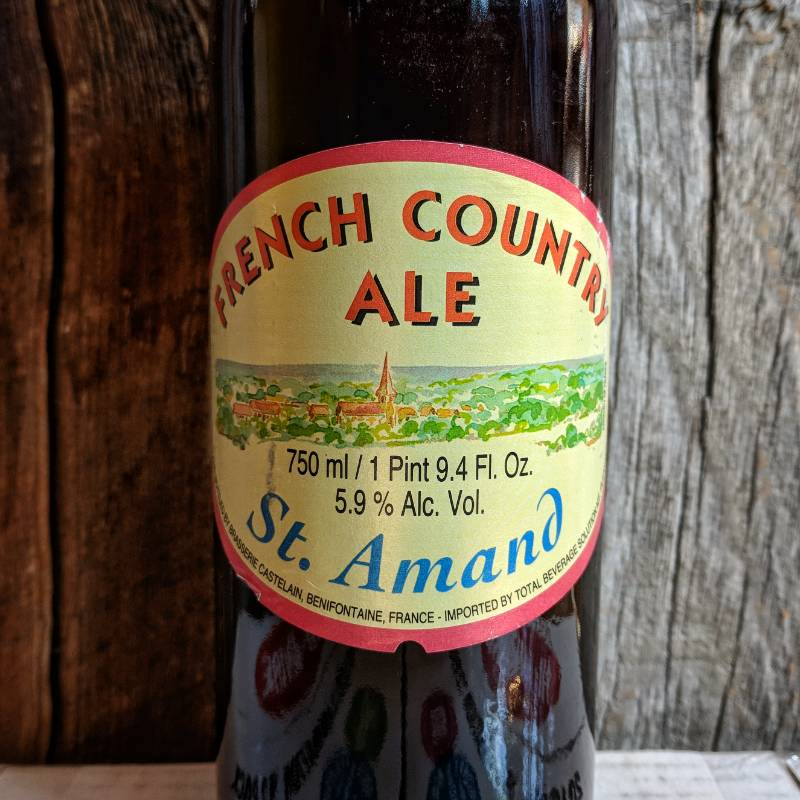 Castelain 'St Armand' French Country Ale 750ml