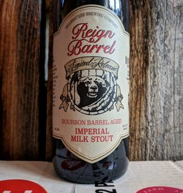 BearWaters 'Reign Barrel' Barrel-Aged Imperial Milk Stout 500ml