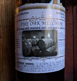 Alvinne 'The Oak Melchior Double Barrel Aged' 500ml