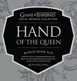 Ommegang 'Hand of the Queen' Barleywine Ale 750ml