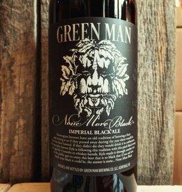 Green Man 'None More Black' Barrel-aged Imperial Black Ale 750ml