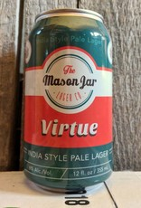 Mason Jar 'Virtue' India Pale Lager 12oz Sgl (Can)