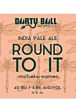 Durty Bull 'Round To It' New England-style IPA 16oz Sgl (Can)