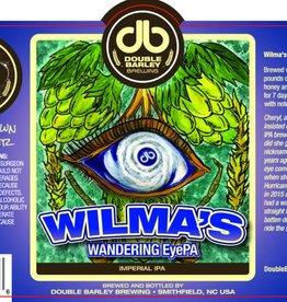 Double Barley 'Wilma's Wandering EyePA' Imperial IPA w/ Honey 12oz Sgl