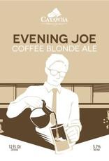 Catawba 'Evening Joe' Coffee Blonde 12oz Sgl (Can)