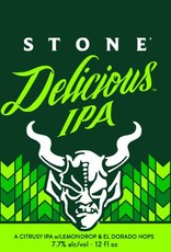 Stone 'Delicious' Gluten-reduced IPA 12oz Sgl (Can)