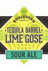 Boulevard 'Tequila Barrel Lime Gose' Sour Ale 12oz Sgl