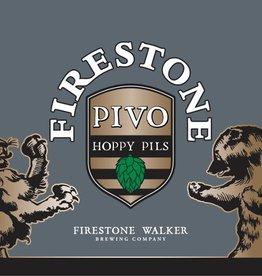Firestone Walker 'Pivo' Hoppy Pils 12oz Sgl (Can)