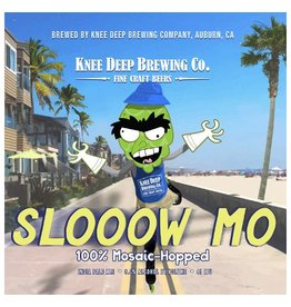 Knee Deep 'Slooow Mo' 100% Mosaic Hopped IPA 12oz (Can)