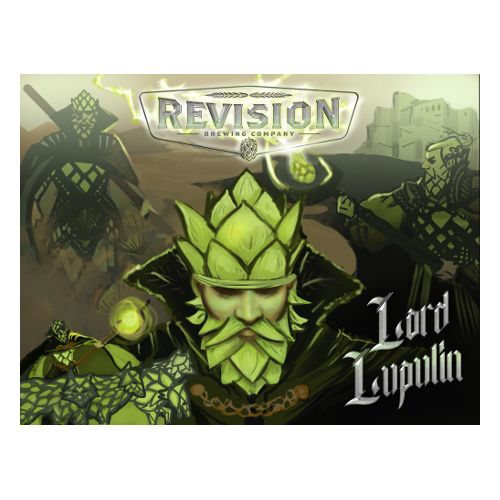 Revision 'Lord Lupulin' New England-Style IPA 16oz (Can)
