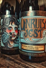 Bhramari 'Unruly Jest' Bourbon Barrel-Aged Stout w/ French Broad Cacao Nibs 750 ml