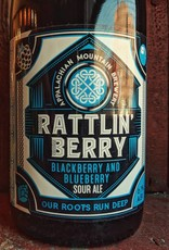 Appalachian Mountain Brewery 'Rattlin Berry' Blackberry & Blueberry Sour Ale 500ml