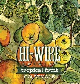 Hi-Wire 'Tropical Fruit' Golden Ale 12oz Sgl