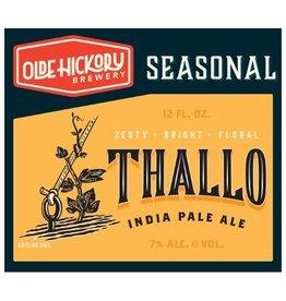 Olde Hickory 'Thallo' IPA 12oz Sgl
