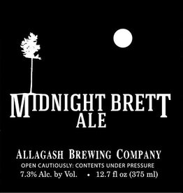 Allagash 'Midnight Brett' Ale 375ml