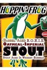 Hoppin' Frog 'Barrel-Aged B.O.R.I.S.' Oatmeal Imperial Stout 12oz Sgl