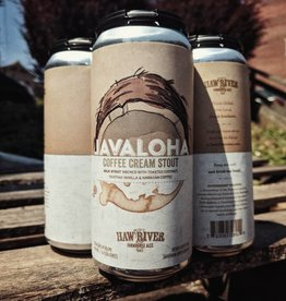 Haw River 'Javaloha' Cream Stout 16oz (Can)