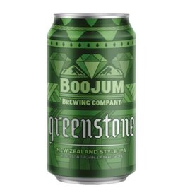 Boojum 'Green Stone' New Zealand-Style IPA 12oz (Can)