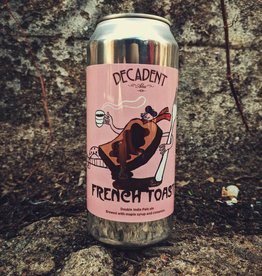 Decadent Ales 'French Toast' Double IPA 16oz (Can)